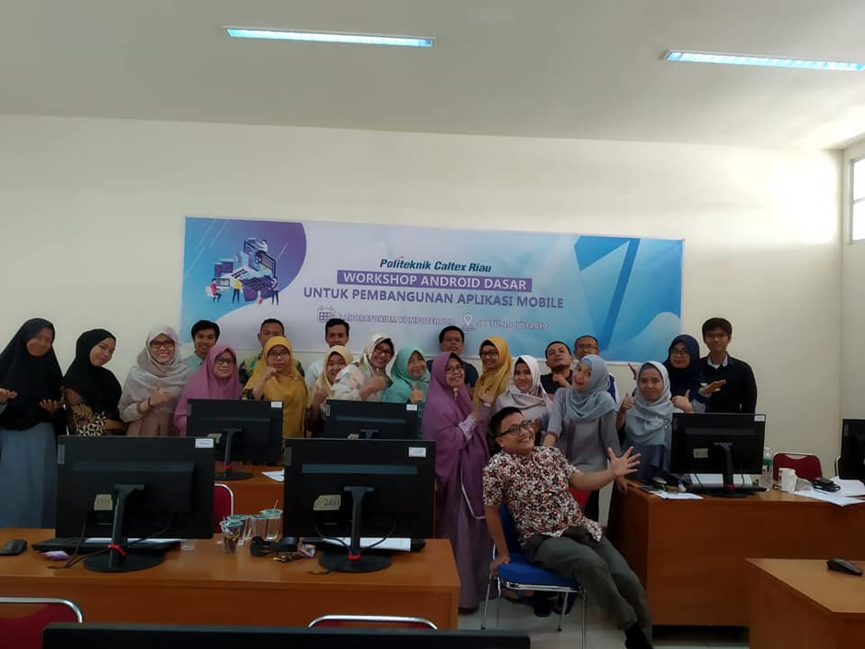 Workshop Android Dasar
